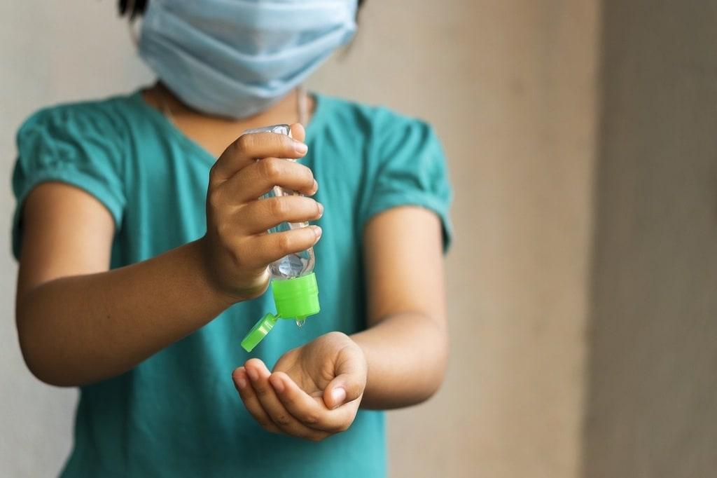 L'importance de la désinfection des mains avec du gel hydro-alcoolique
